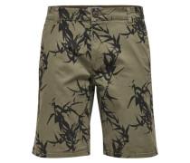 Shorts 'hjalte' dunkelgrün