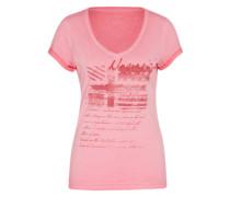 Shirt 'stab' pink