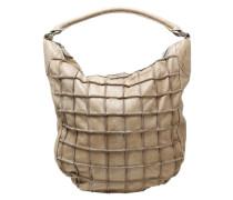 FREDsBRUDER Handtasche 'Waffeltier' beige