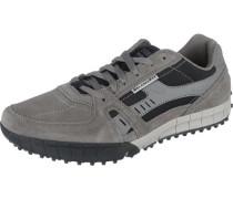 Freizeit Schuhe 'Floater' grau / schwarz