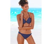 Push-up-Bikini marine