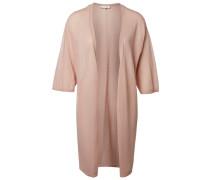 SELECTED FEMME Leichter Strick-Cardigan pink