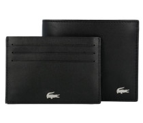 FG Geschenkset (Geldbörse + Kreditkartenetui) schwarz