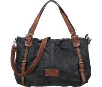 Gesapu Handtasche schwarz