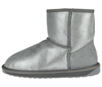 Boots 'stinger Metallic Mini' grau