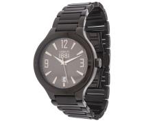 Armbanduhr 'cra106Sb61Mb' schwarz