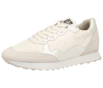 Sneaker perlweiß / creme
