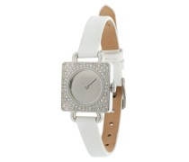 Armbanduhr Neoclassic Square Jp100962F03 silber / weiß