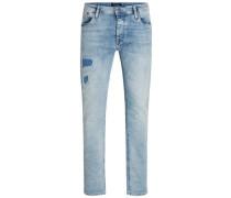 Jeans 'jjitim Jjorg JOS 985 Indigo Knit Noos' blue denim