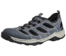 Sandalen rauchblau / schwarz