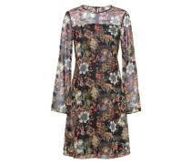 Kleid 'Cidaira' mischfarben / schwarz