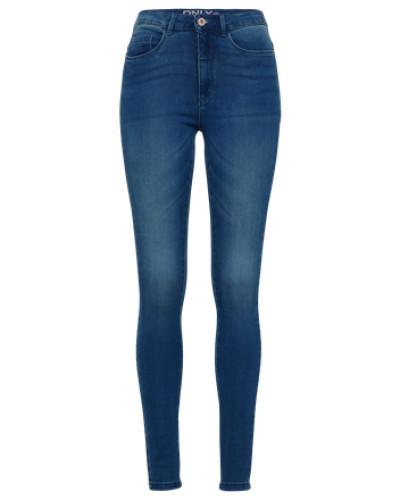 Skinnyjeans 'ONLRoyal High Skinny' blau