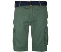 Cargohose grün / dunkelgrün