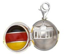 Charm 'Secret Germany' gold