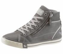 Sneaker High mit Reißverschluss