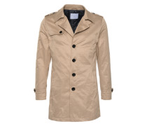 Trenchcoat taupe