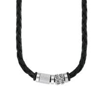 Kette »9076345« schwarz / silber