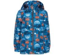 Car-Jacke nitemellon blau