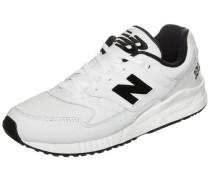 'm530-Ecb-D' Sneaker Herren schwarz / weiß