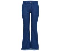 Bootcut Jeans 'Jdy Saga' blue denim