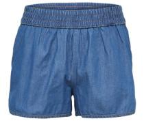 Jeans-Shorts blau