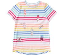 T-Shirt für mischfarben