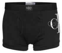 Boxershorts im Retro-Design schwarz