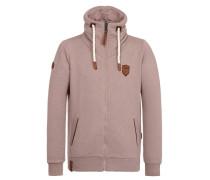 Male Zipped Jacket Ivic V grau