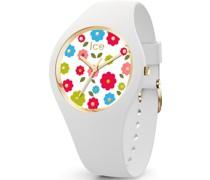 ice-watch Quarzuhr »Ice flower 017582«