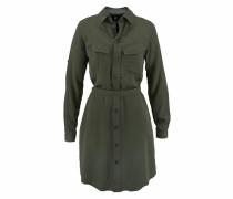 Blusenkleid »Rovic« grün