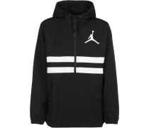 Windbreaker 'Jumpman Logo' schwarz