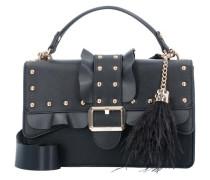 Handtasche 27 cm schwarz