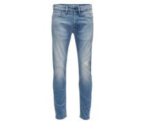 Jeans 'Bolt' hellblau