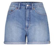 'Donna' Denim Shorts blau