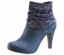 High-Heel-Stiefelette