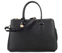 Handtasche 'Franka' schwarz