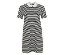 Minikleid 'Vmkay' schwarz / weiß