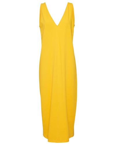 Kleid 'Riona' gelb