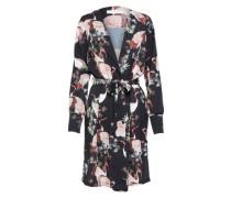 Kimono 'visvane' rosa / schwarz