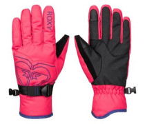 Schnee Handschuhe »Popi« pink