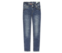 Jeggings Jeans Girls MID Mädchen Kinder blau