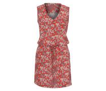 Sommerkleid rot / mischfarben