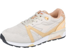 'n9000 Double L' Sneakers beige / apricot