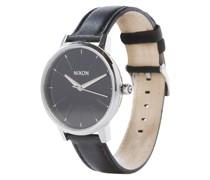 Armbanduhr 'Kensigton Leather' (Gehäuse: 33 mm)