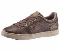 Shoes Sneaker kastanienbraun / hellbraun / dunkelgrau