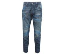 Jeans '5620 3D Tapered' blue denim