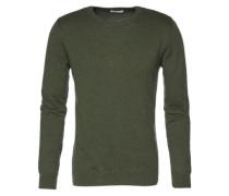 Pullover mit Kaschmir-Anteil grün