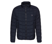 Steppjacke 'The LW' blau