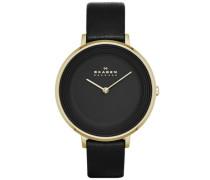 "Armbanduhr ""ditte Skw2286"" gold / schwarz"