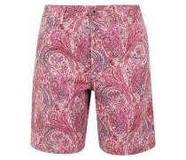 Shorts Paisley mischfarben